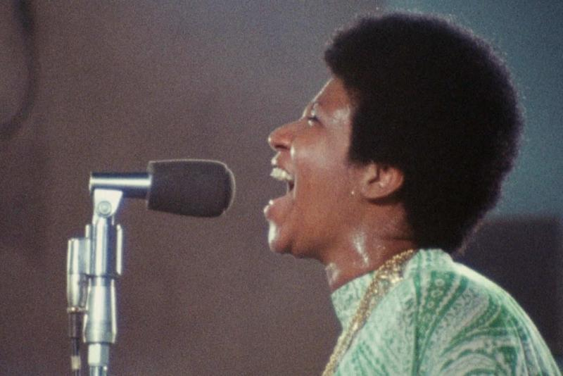 "27th Annual Pan African Film and Arts Festival to Screen Long-Awaited Aretha Franklin Documentary ""Amazing Grace"" On Opening Night February 7"